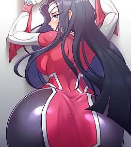 huge ass comics