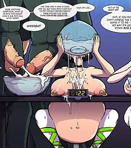 siemensyöksy peitetty sarjakuvat
