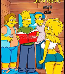 simpsons komiks